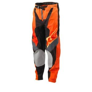 KTM-Pounce-Kids-Pants-Off-Road-Motocross-Motorcycle-Trousers-New-RRP-92-70