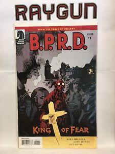 B-P-R-D-BPRD-King-of-Fear-1-VF-NM-1st-Print-Dark-Horse-Comics
