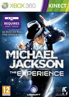 Michael Jackson: The Experience (xbox 360) Free Shipping