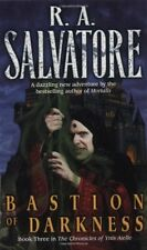 Chronicles of Ynis Aielle: Bastion of Darkness 3 by R. A. Salvatore (2000, Paperback)