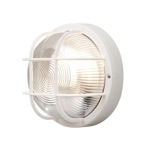 KonstSmide Außenleuchte 7651-200 Wandleuchte Außenlampe Weiß