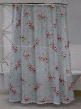 Item 3 Rachel Ashwell Simply Shabby Chic Hydrangea Shower Curtain Bloom RUFFLE RoseEUC