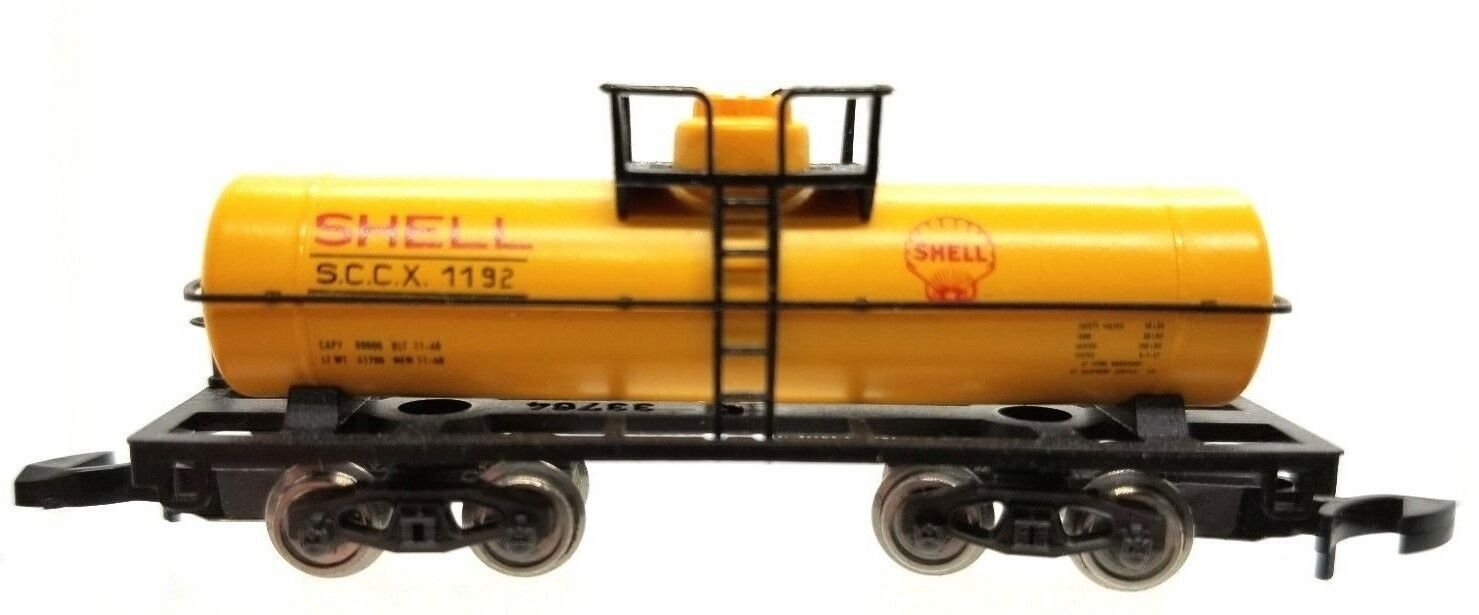 Marklin Z Mini Club 8139 Shell Tank Car  No Box