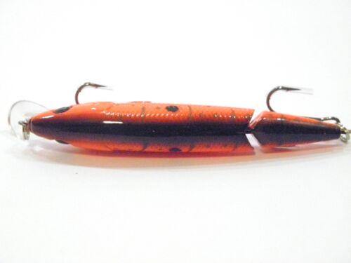 Wlure Joint Articulé Minnow Fishing Lures serré Wobble sinking jerkbait S652