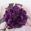 Nouveau Belle grande Fleur en Tissu Pince à Cheveux 40 Couleurs Vendeur Britannique