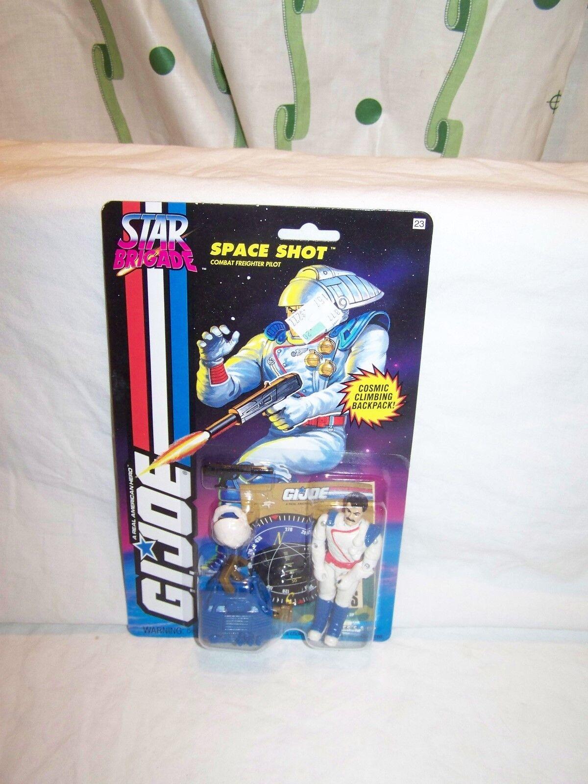 Vintage GI Joe Space Shot Star Brigade Action Figure 1993 Factory Sealed MOC