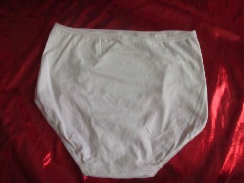 Brylland-Mode Slip lingerie NEU Sloggi Pure Lace Max Größe 40 weiß