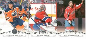 2018-19-UPPER-DECK-SERIES-1-COMMONS-3-FOR-1-00-COMPLETE-YOUR-SET-YOU-PICK