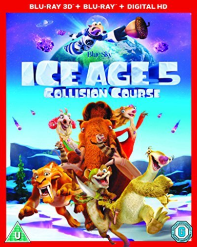 Ice Age 5 3 Bd DVD NUOVO