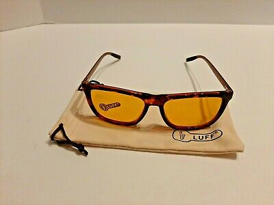 Night LUFF 2-Pack Clip on Sunglasses HD Day+Night Vision Polarized Sunglasses