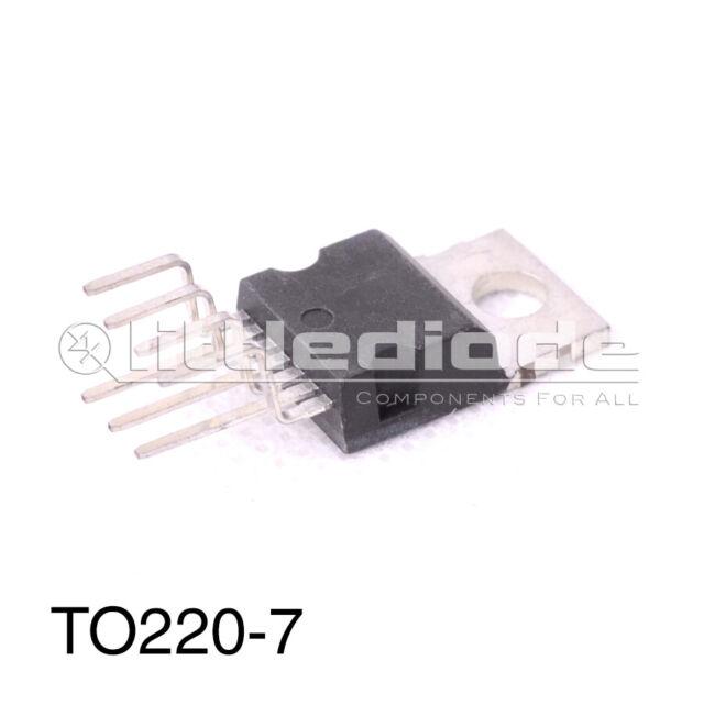 Transistor Mosfet de Canal N BTS621L1-Caja: TO220-7 hacer: Infineon
