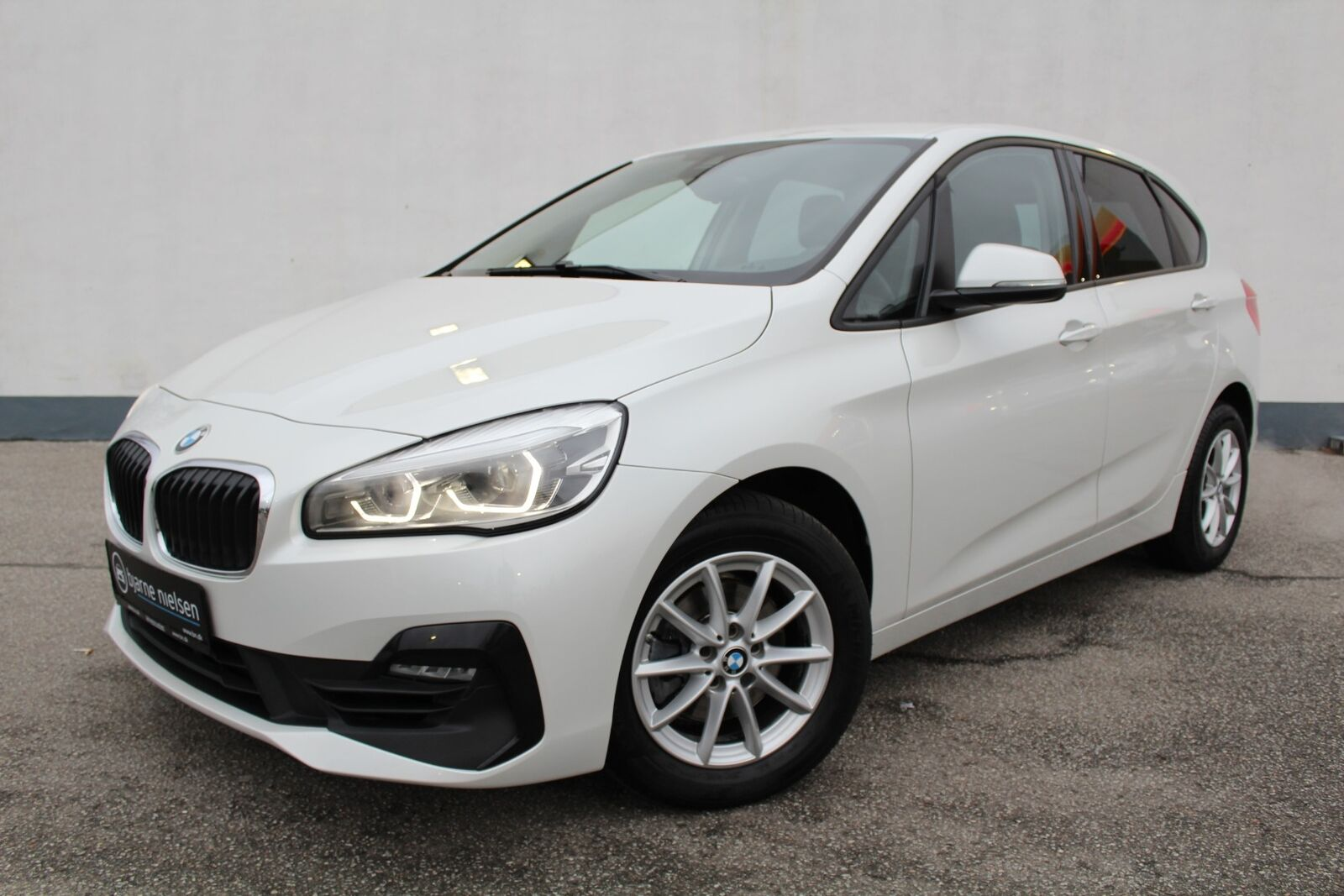 BMW 218i 1,5 Active Tourer aut. 5d - 268.800 kr.