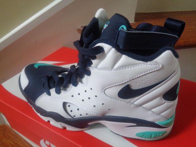 Nike Mens 11 Air Maestro II Ltd Ah8511 100 Jade White Basketball Shoes 8bcc5fcf7