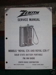 Zenith Tr Tor Radio Service Manuals. Zenith R421 Fm Am Table Radio Rare Original Factory Service Manual Rh Picclick C730 Schematic. Wiring. Zenith Radio Schematics Model C730 At Scoala.co
