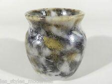 WMF Ikora Keramik Vase ° Glasur Gerda Conitz um 1940