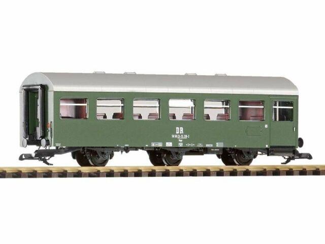 PIKO 37680 Personenwagen Reko 3achsig Bage der DR, Ep. IV, Spur G