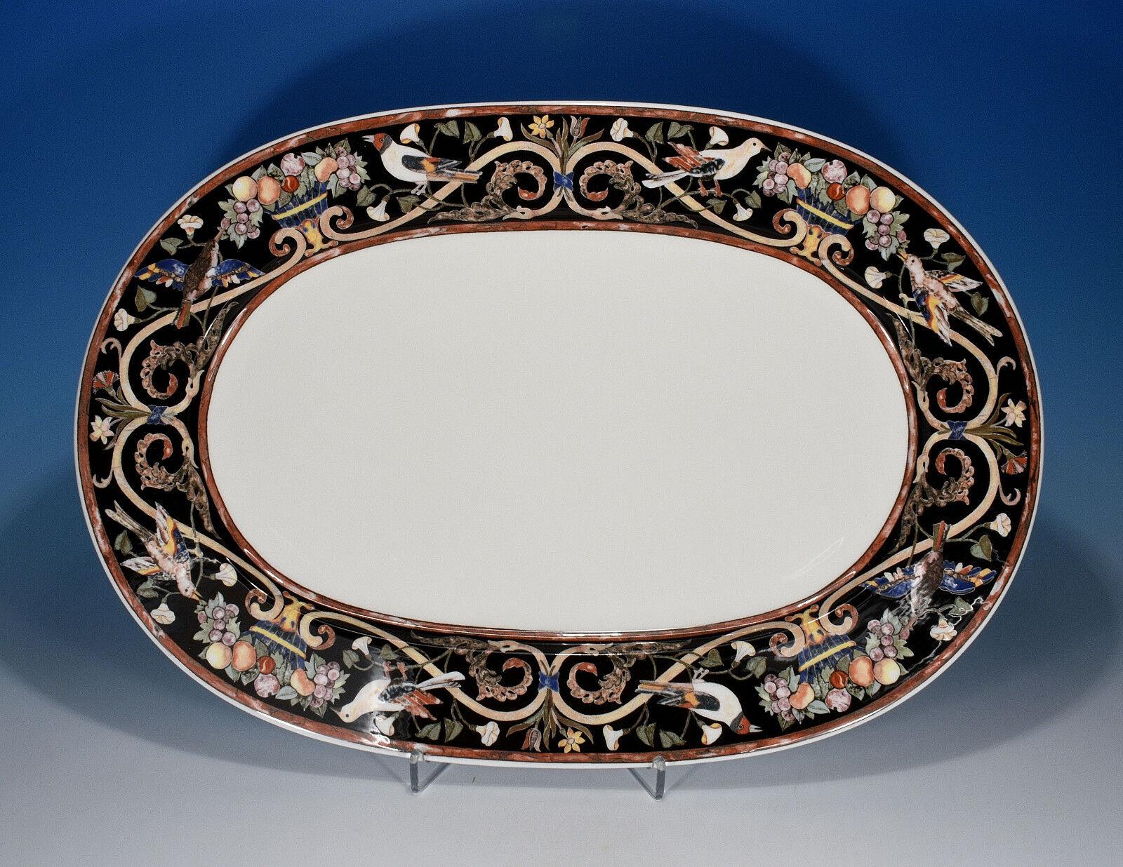 Gallo (VILLEROY & BOCH)   intarsia   plaque 41 x 28,5 cm
