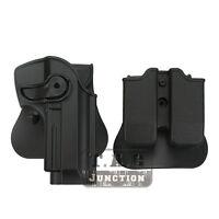 Tactical Retention Rotate Pistol Holster For Llama 82 & Cheetah 85 & Yavuz-16