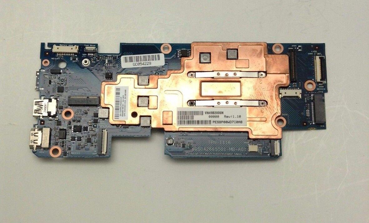 787280-501 HP Envy x2 13-J002DX//J012DX Laptop Motherboard 8GB w// Intel Core M-5Y70 1.1Ghz CPU