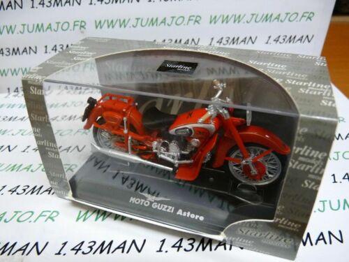 ASTORE MOTO 1//24 STARLINE MOTO GUZZI MG3