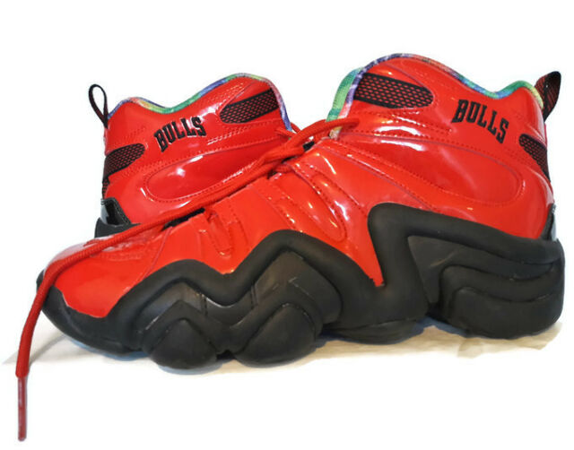 new products 4f986 34a93 NEW Adidas Crazy 8 Chicago Bulls Basketball shoes C77539 Sz US 9.5-10.5