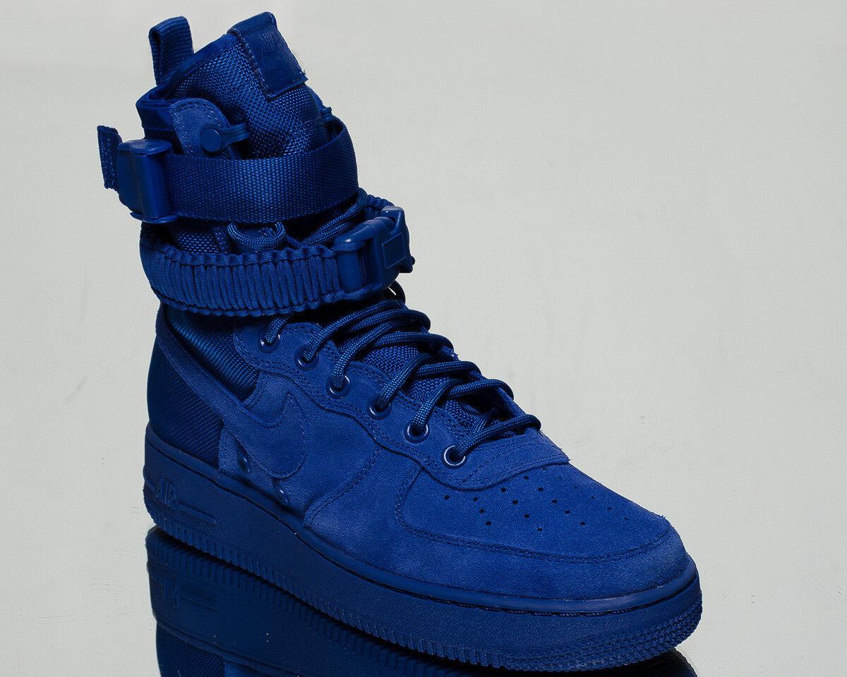 Nike SF Air Force 1 AF1 men lifestyle sneakers NEW game royal 864024-401