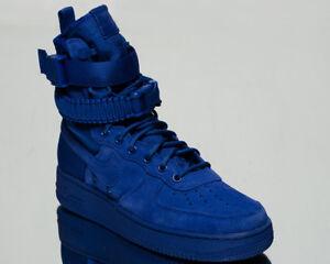 396619ee38ec Nike SF Air Force 1 AF1 men lifestyle sneakers NEW game royal 864024 ...
