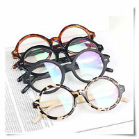 Thick Large Round Multi Coated Lens Reading Glasses All Strength Free Hard Case