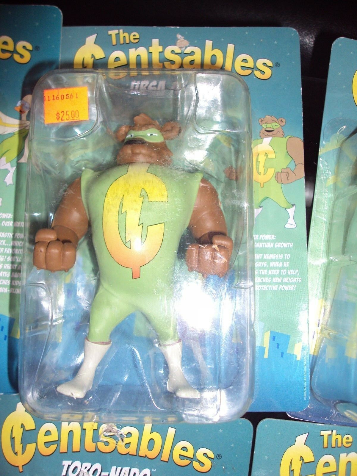 The Centsables Full Set Action Figure by Norm Hill Entertainment Entertainment Entertainment e6cfb9