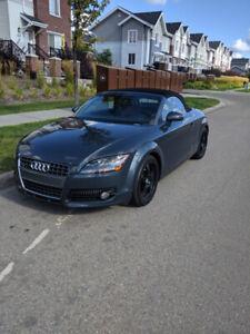Audi TT Convertible...Low KMS.... Lady Driven....Original owner.