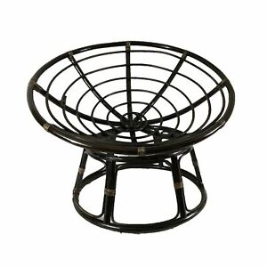 Fine International Caravan Papasan Rattan Footstool Frame Cjindustries Chair Design For Home Cjindustriesco