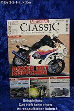 Motorrad Classic 3/09 Krauser BMW Guzzi V7 Sport
