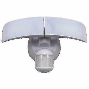 Home Zone Motion Activated LED Security Light Adjustable Twin Head NEW 2500 Lum