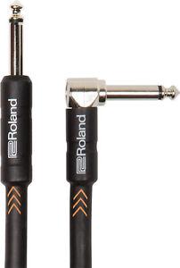 Roland-ric-b20a-cavo-strumenti-serie-Black-6m-Jack-6-3mm