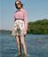 2018 runway Occident Crimp shirt printing Half skirt fashion Skirt Suit