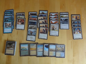 Magic-the-Gathering-komplettes-Deck-034-White-Weenie-Threshold-034