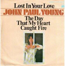 """<4406-16> 7"""" Single: John Paul Young - Lost In Your Love"""