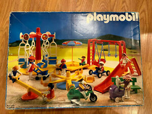 Playmobil daily life of the hoop swing 3552 3223