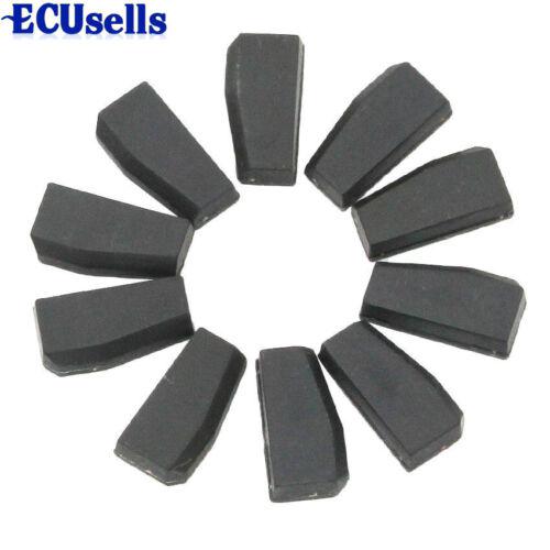 10PCS* 4D63 Chip 40 Bits Transponder Blank Ceramic Car Key Chip for Ford Mazda