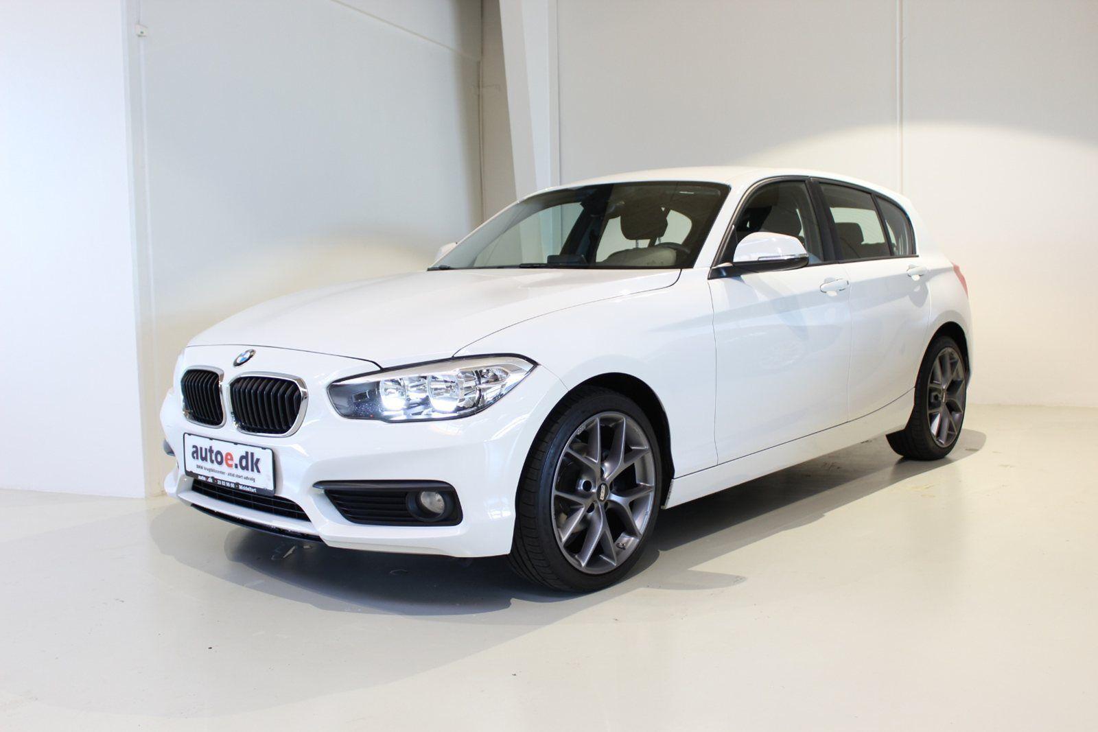 BMW 116i 1,5  5d - 239.800 kr.