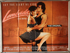 Cinema Poster: LAMBADA 1990 (Quad) J. Eddie Peck Melora Hardin Adolfo Quinones