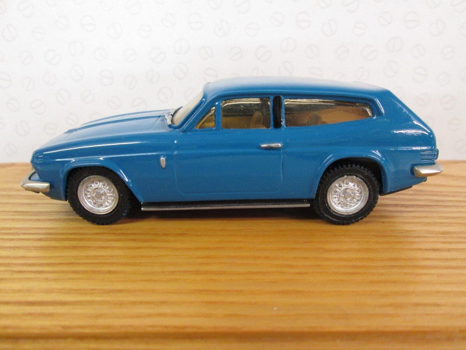 PATHFINDER MODELS. Reliant Scimitar GTE SE5a. blueE. 1972. 1 43. PFM5