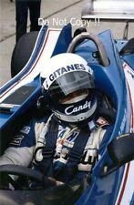 DIDIER PIRONI LIGIER JS11/15 British Grand Prix 1980 Fotografia