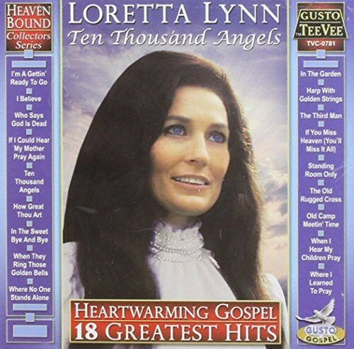 Loretta Lynn - Heartwarming Gospel: 18 Greatest Hits [New CD]