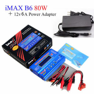 HOT-IMAX-B6-AC-80W-RC-Lipo-Battery-Balance-Charger-Li-po-NiMH-Battery-Chargeur