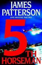 Women's Murder Club: The 5th Horseman No. 5 by James Patterson and Maxine Paetro (2006, Hardcover)
