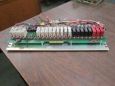 Opto 22 I/O Relay Board PB-24 (13)IDC5 Relay (5)OAC5A Relay (3)ODC5 Relay Used