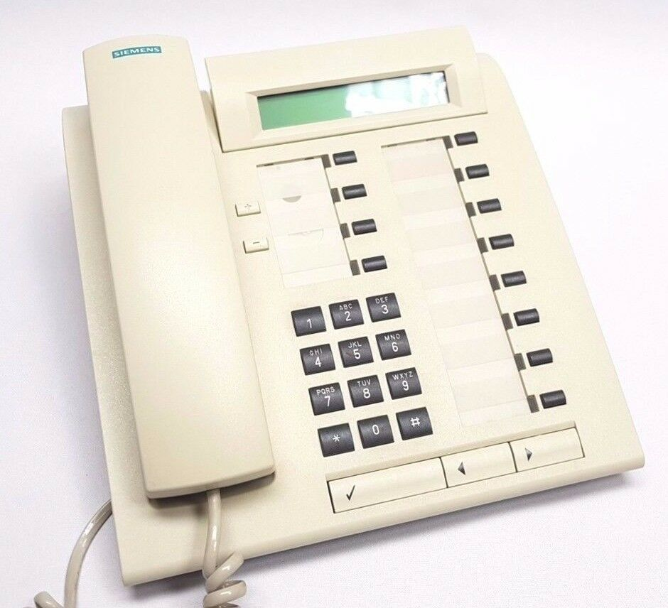 Siemens Optiset E advance Systemtelefon
