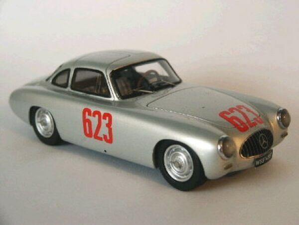 MERCEDES 300SL W194 nr. 623-mille MIGLIA 1952