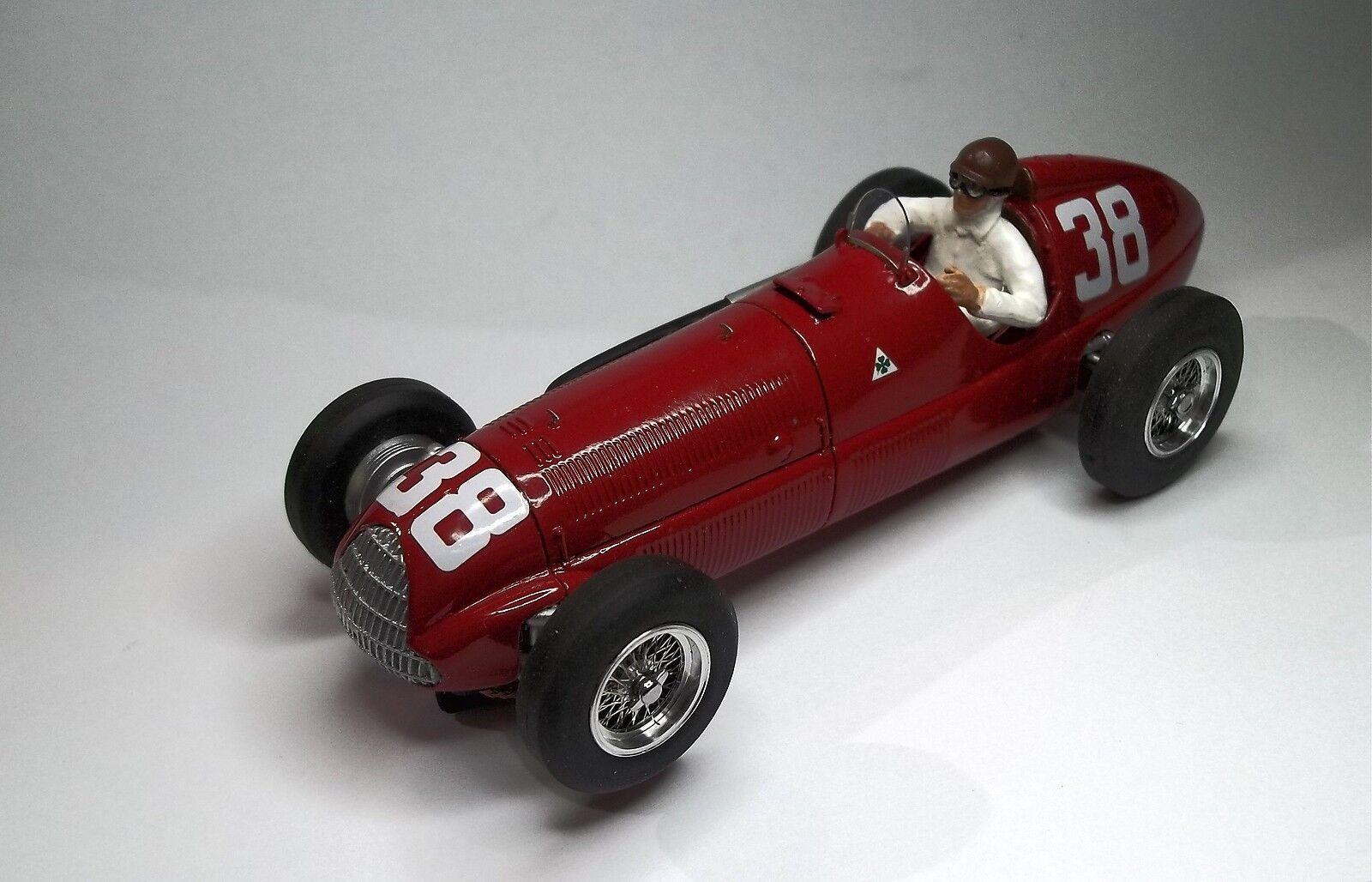Probuild GTM stot voiture ALFA ROMEO ALFETTA 158 VImille GP RTR #38 VImille 158 1947 suisses 1st b265dc